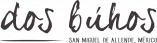 Logo Dos Búhos San Miguel de Allende